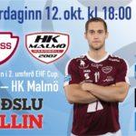 20191012 S-HK Malmö EHF Cup
