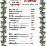 Almar Bakari Jolatilbod