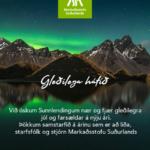 Jólakveðja Sunnlenska 2019