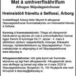 Hreinsistöð Árborg