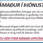 atvinna2 – mannv – jan 2021