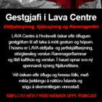Lava Centre atv jun21
