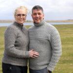 Margrét og Jóhann