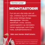 Sunnlenska Menntastoðir H2021